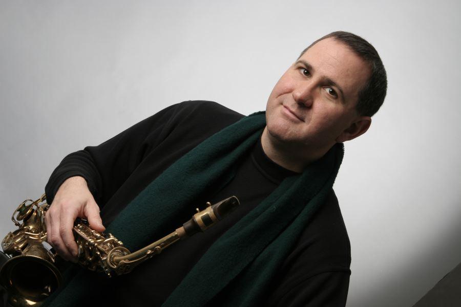 Dave Glasser, Saxophone
