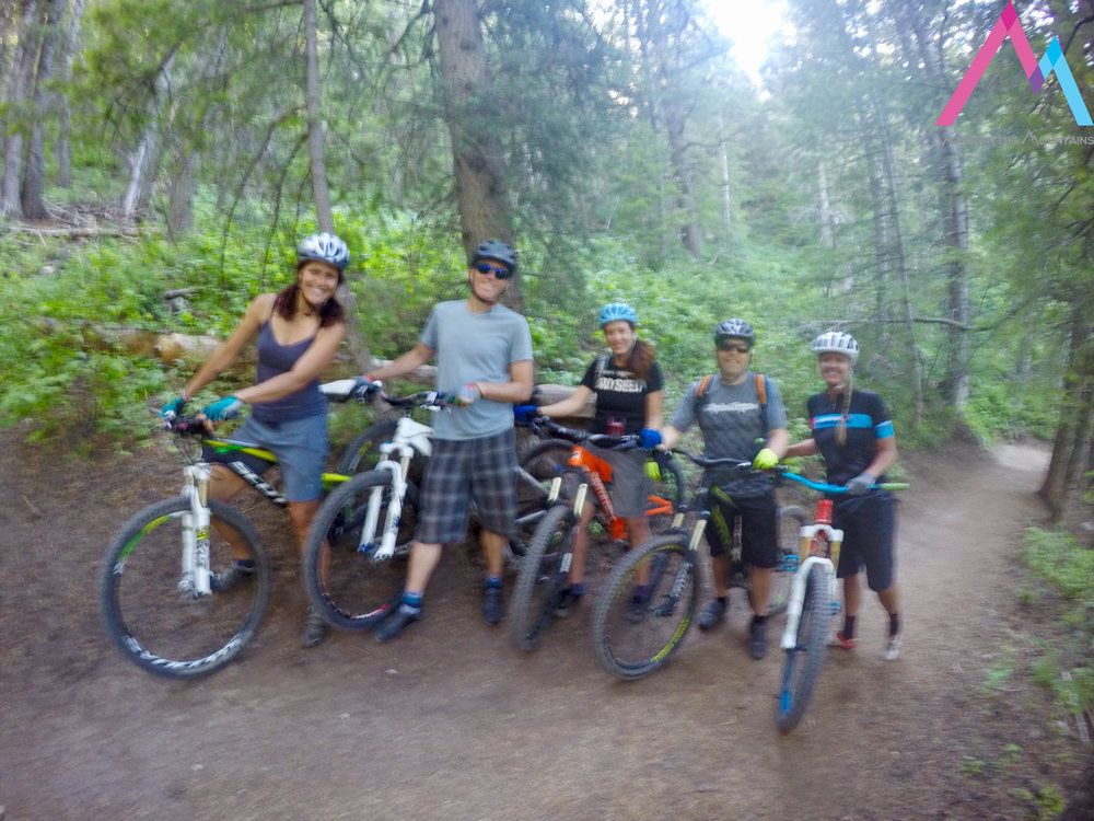 Belinda, Brad, Melissa, Troy, Erica