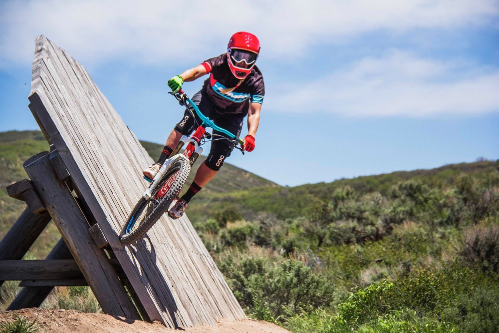 Mountain Bike Skills for Women, Erica Tingey, Trailside