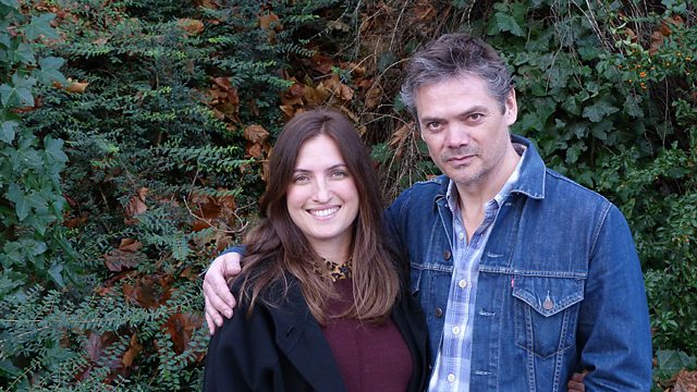 Helen (Louiza Patikas) and Rob (Timothy Watson) - photo from   The Archers blog