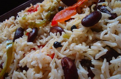 Bean And Rice Casserole