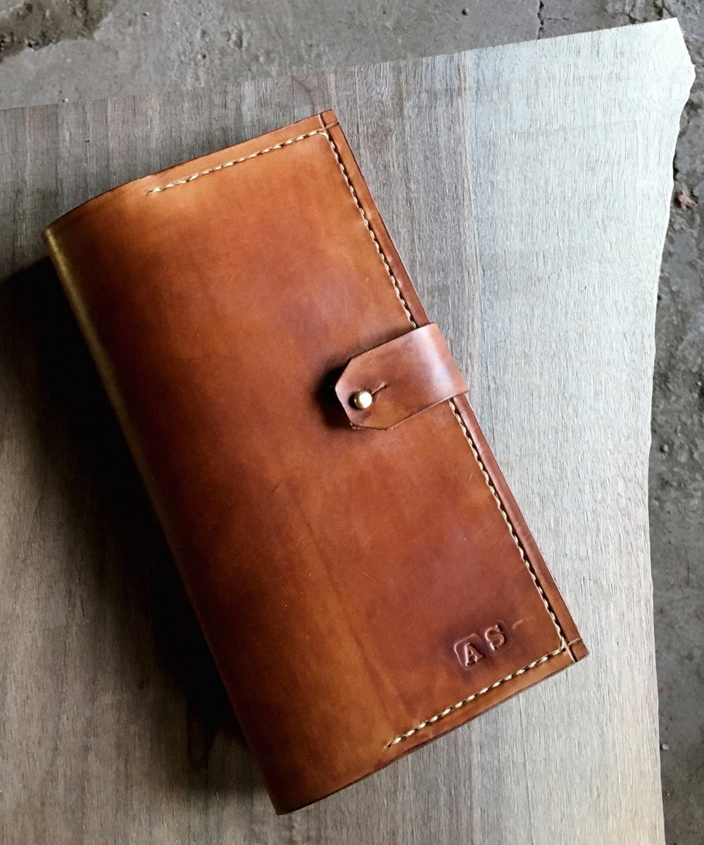 Hand Leather Smithing / Field book cover - October 7, 2018 - 2pm to 4pmField & Supply Modern Makers + Craft Fair Kingston NY