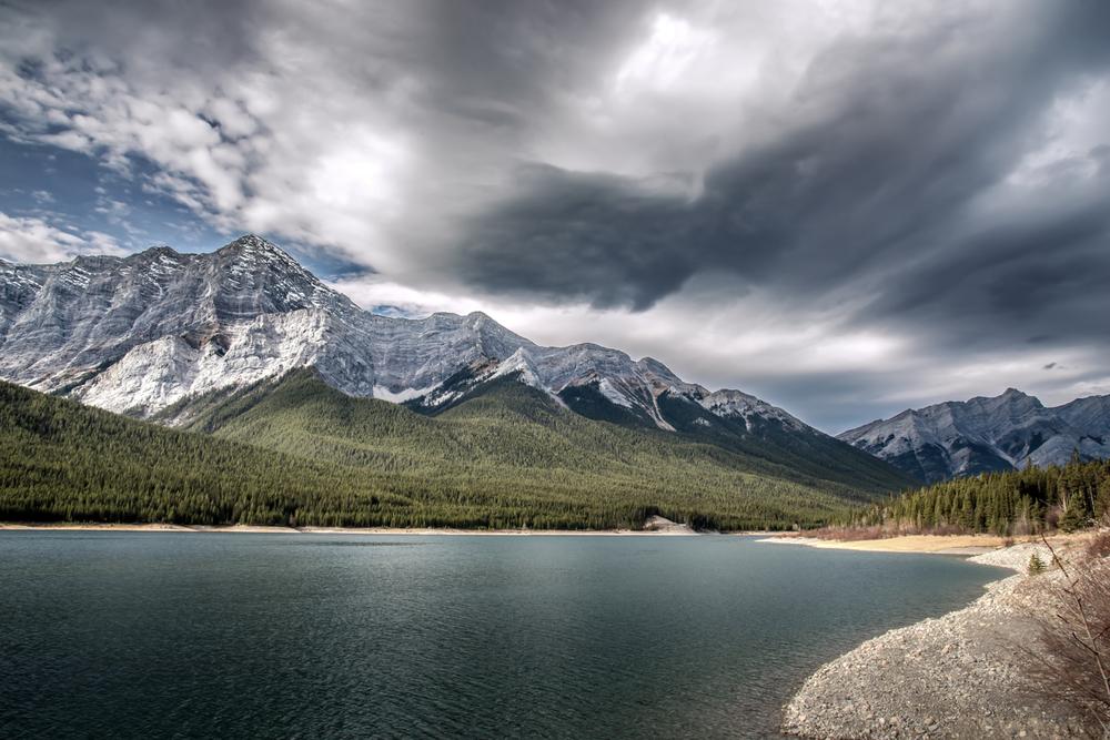 Spray Lakes Reservoir #2