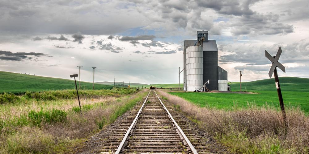 Elevator Railroad Perspective