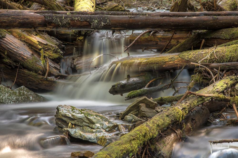 Icicle Waterfall