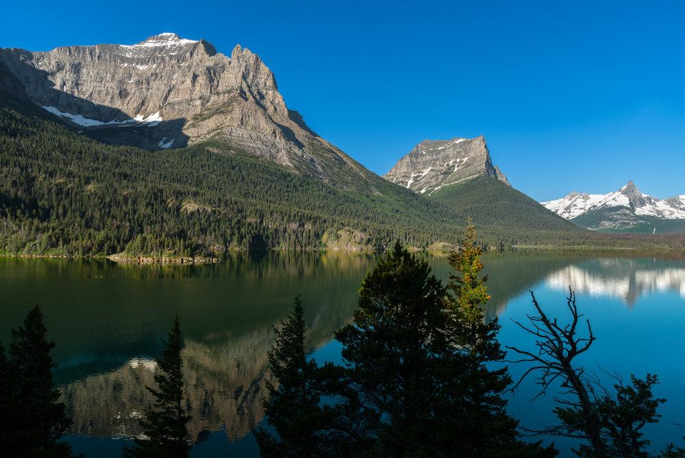 Saint Mary Lake