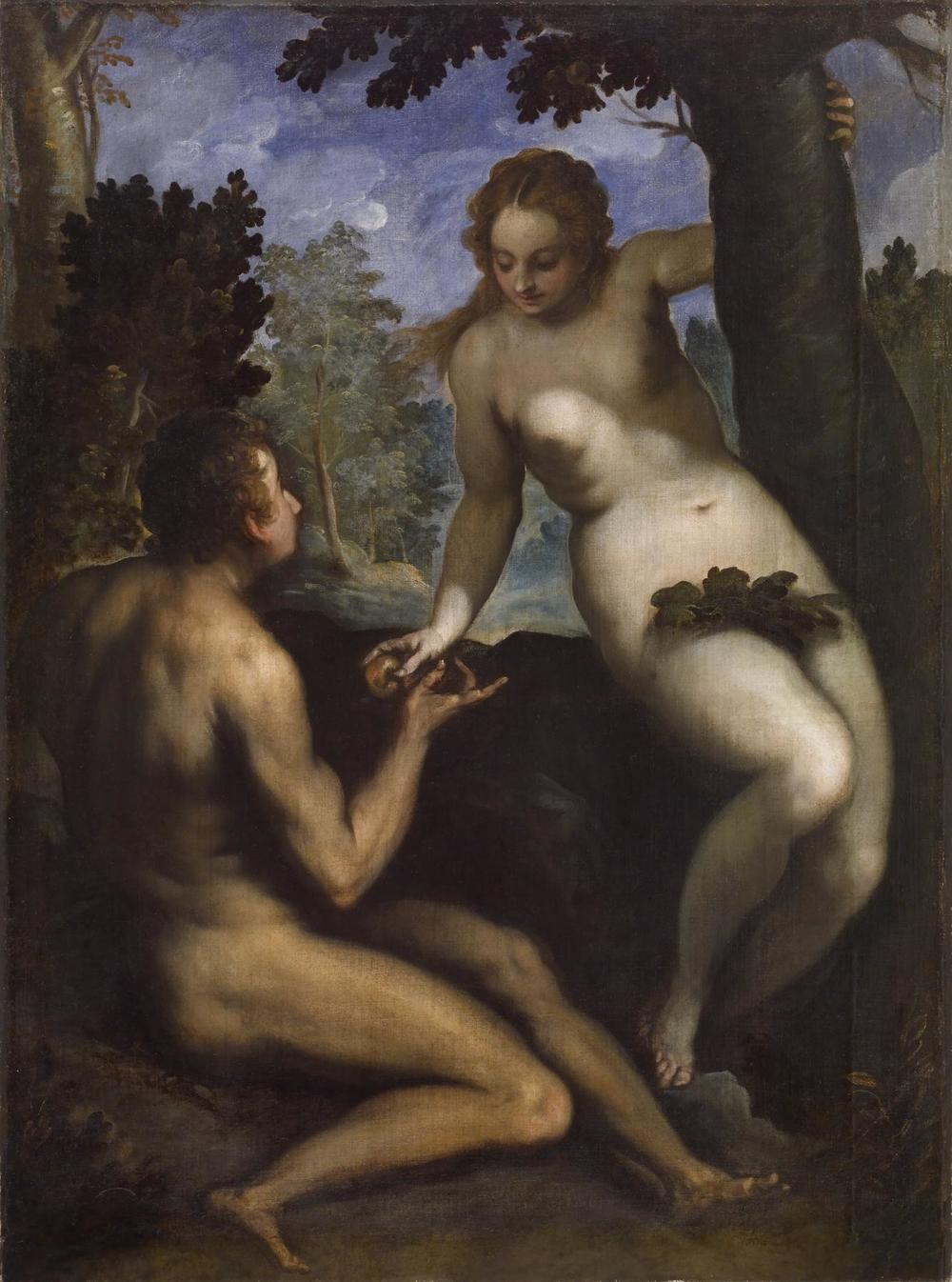 oil on canvas by Pietro Mera (thought to have lived between 1570 and 1639). Wikimedia commons ( link ).