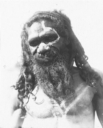 Australian man circa 1923. Wikimedia commons (link).