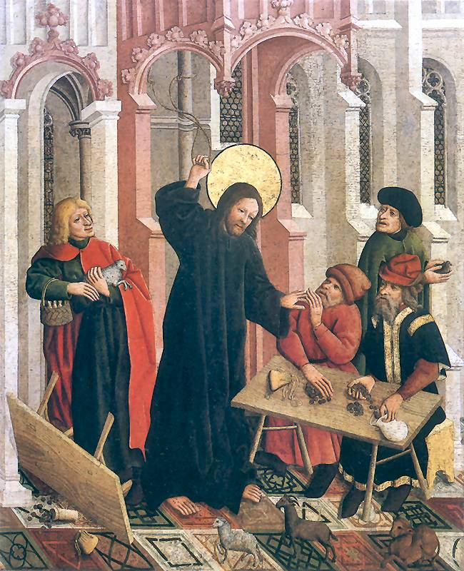 image: by Nicolaus Haberschrack, c. 1468. Wikimedia commons (link).