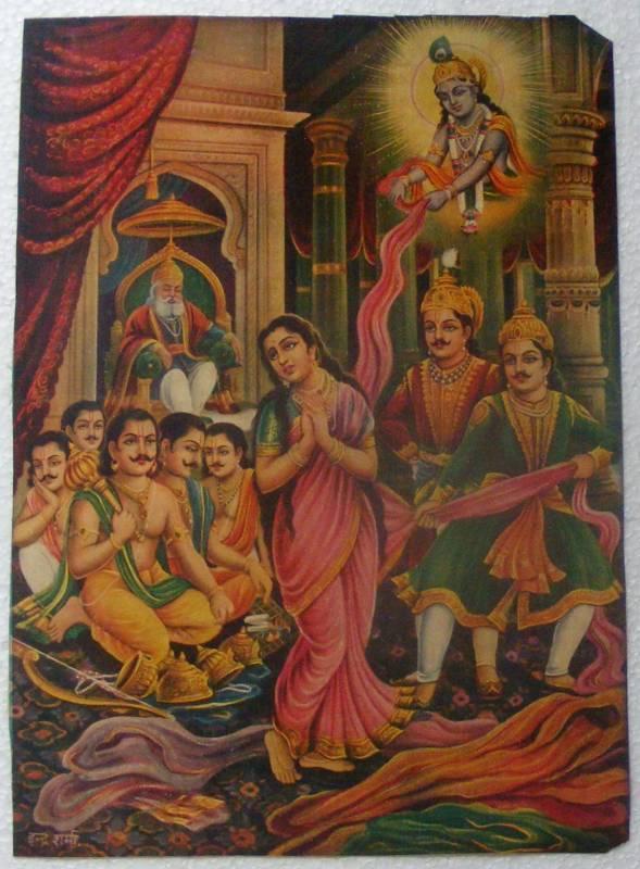 1940s_Indian_Hindu_Print_Draupadi_Vastraharan_2.jpg