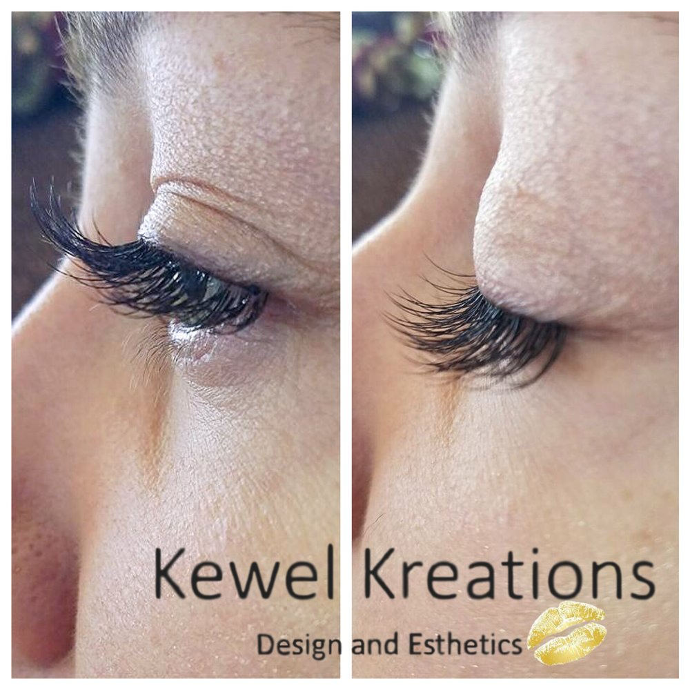 Classic Lash Extensions by Kelly L. Bates