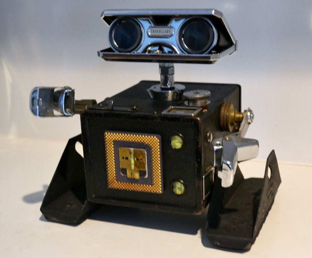 Recycled Wall-E