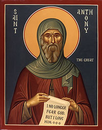 Abba Anthony the Great