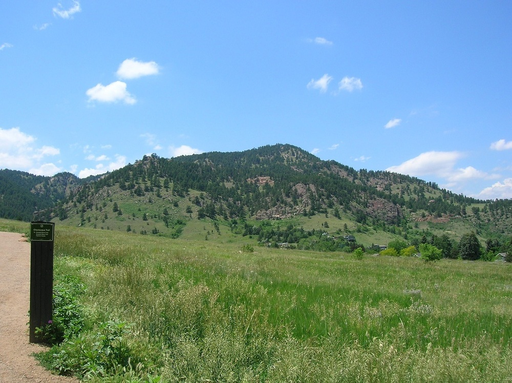 Chautauqua Park and Trail.