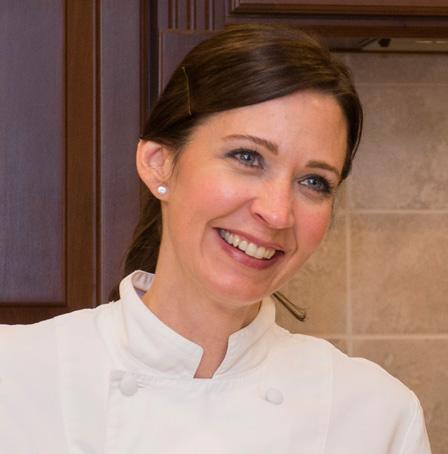 Chef Melissa Wieczorek