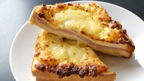 Image of Croque Monsieur from  RTE's Perfect Euros Snack