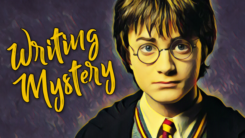 Harry Potter: How J.K. Rowling Writes Mystery