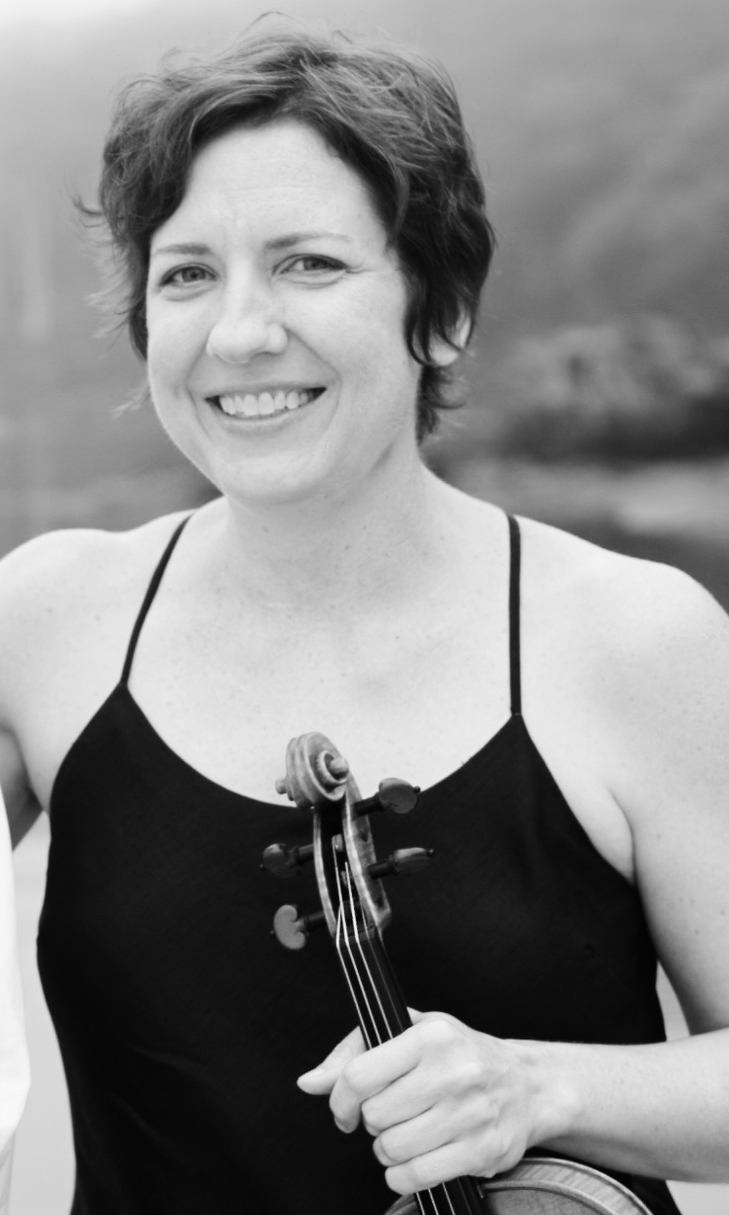 Tracey Jasas-Hardel, Artistic Director-Community Engagement, Violin Faculty