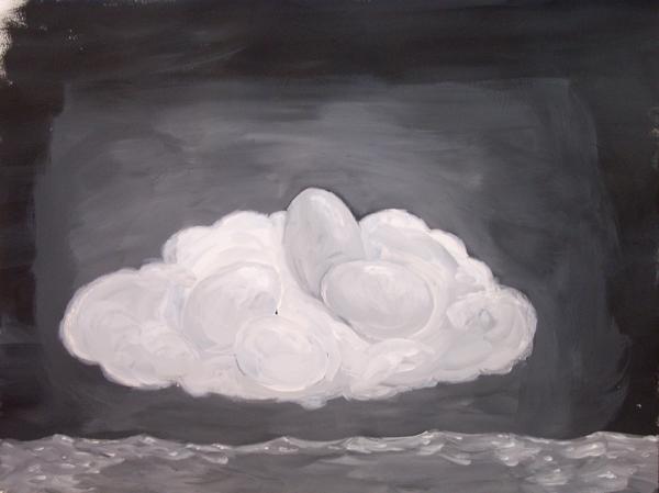 Eggs On Cloud