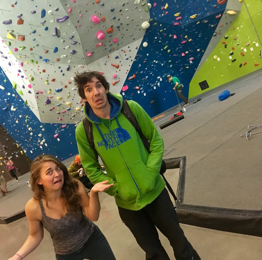 Rumor has it, the Honnold will be there! Alex Honnold LOVES Terra Incognita Media! Who knew?!