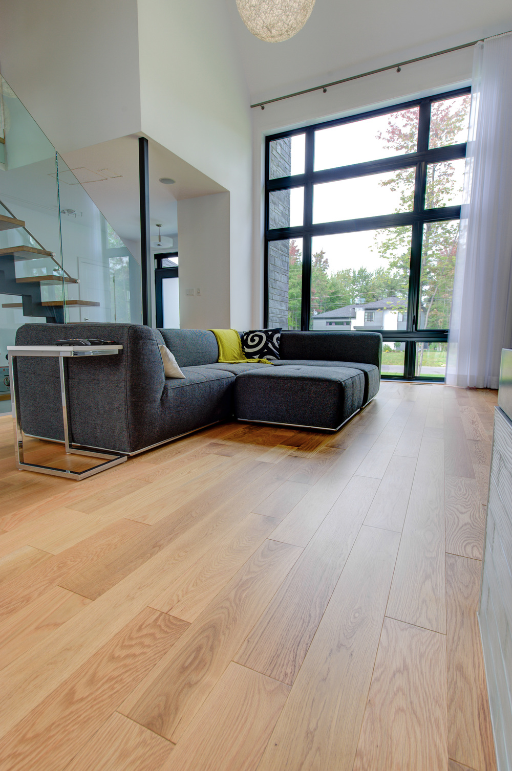 red oak plank wood floor in living room.jpg