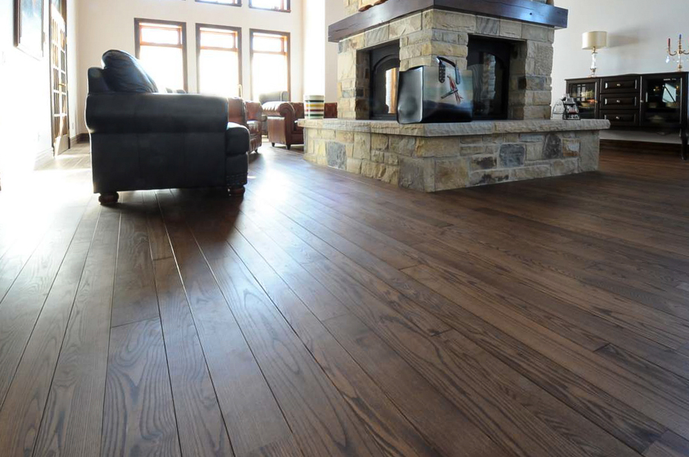 stained ash hardwood floor with fireplace.jpg