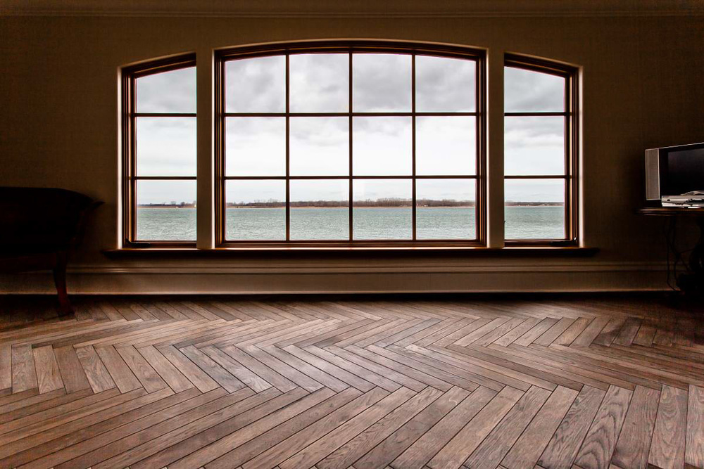 hickory stained herringbone floor.jpg