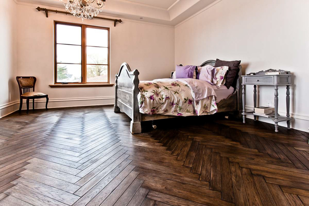 hickory stained herringbone bedroom floor.jpg
