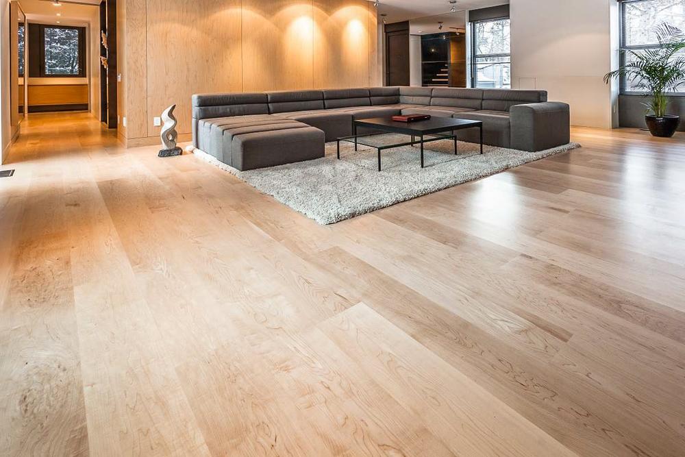 Designer Hardwood Floors From Duro Design