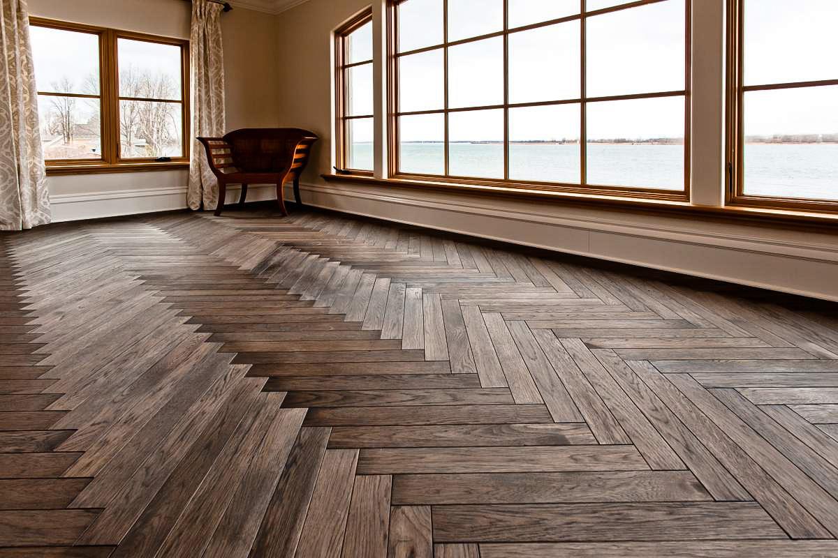 Hickory Duro Design Hardwood Flooring