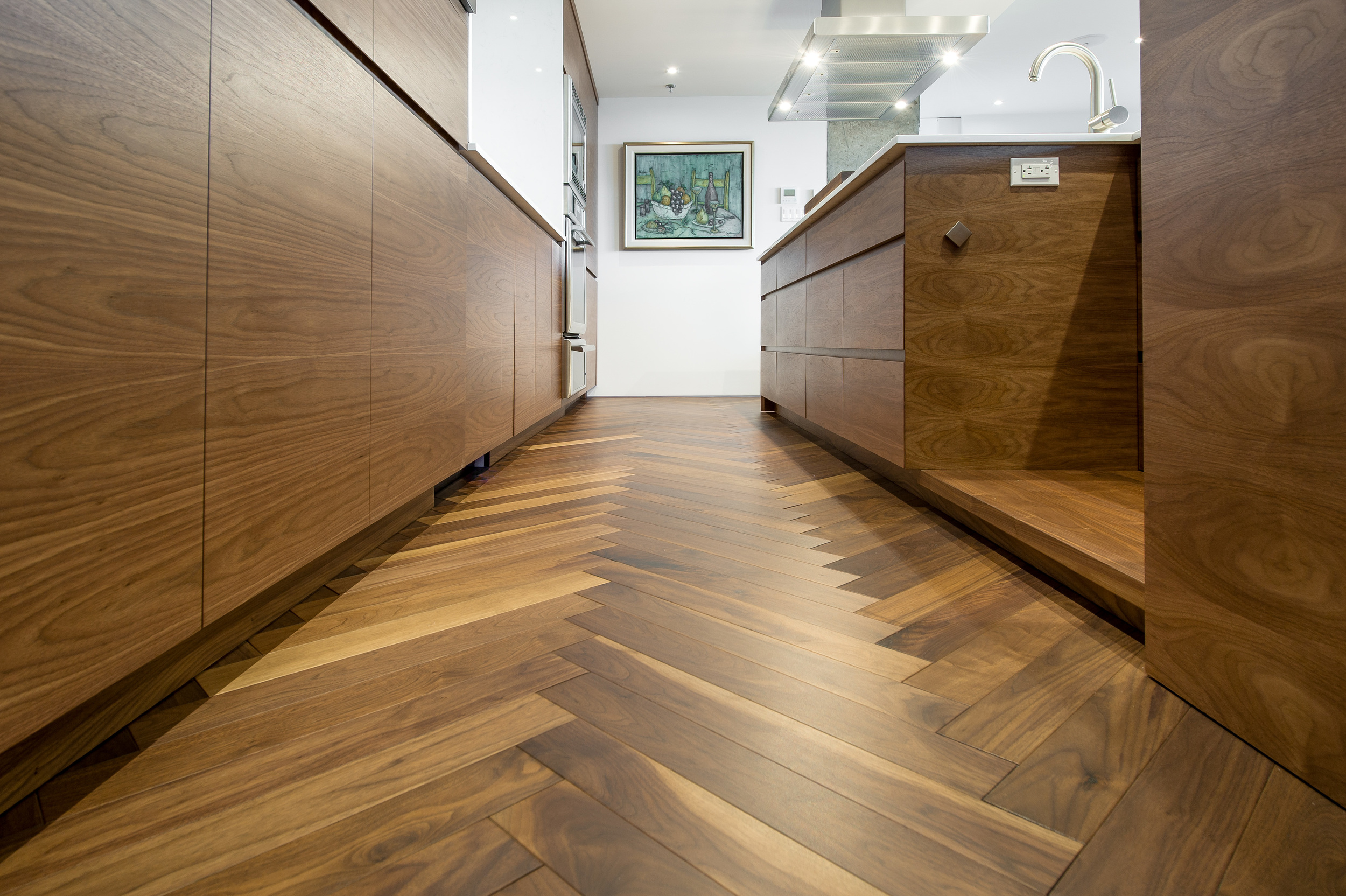 Kitchen Wood Flooring Designer Hardwood Floors From Duro Design