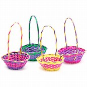 Bring your own baskets