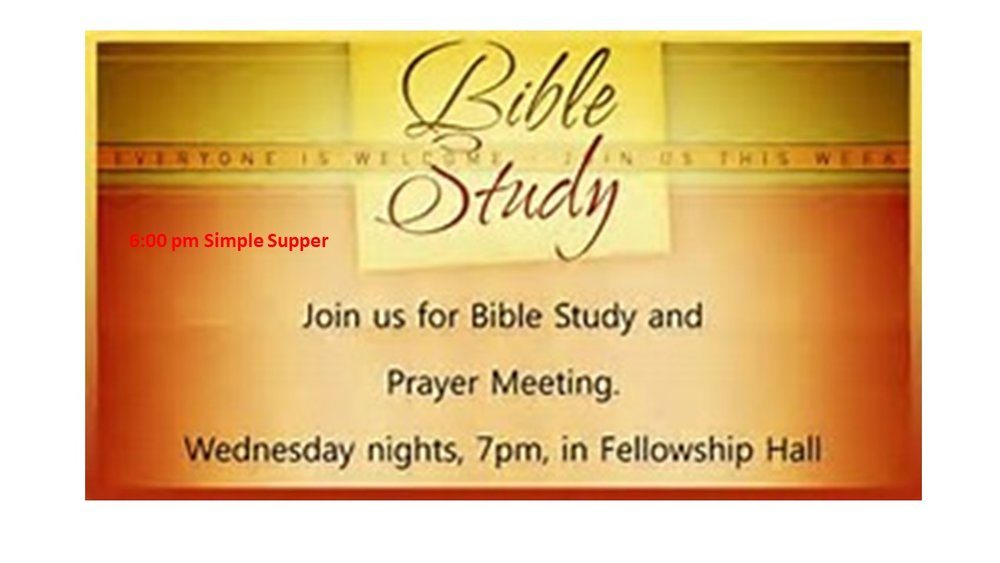 Everyone is welcomeCome and explore the bible with us -