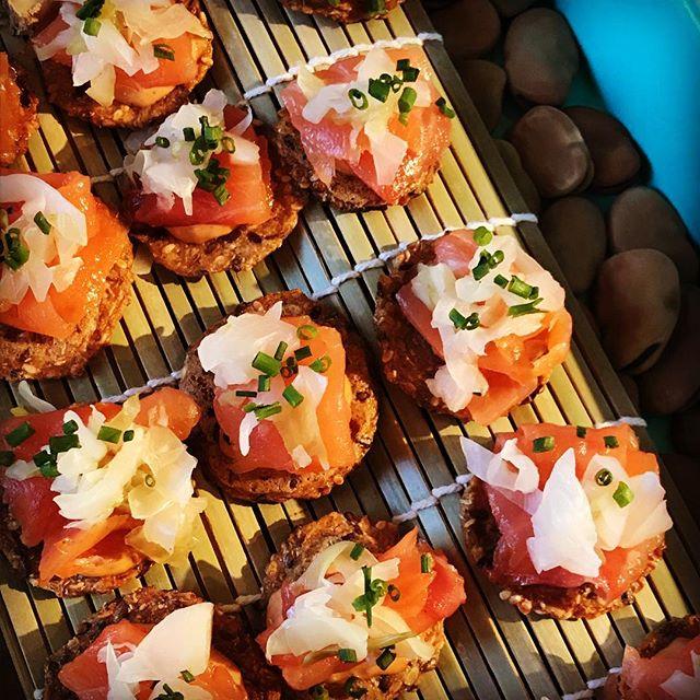 Salmon Reuben's rule!!! #ragingskillet #chefrossi #chefrossinyc #theragingskillet #sexysalmon