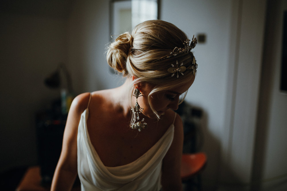Tilly Thomas Lux bridal jewellery