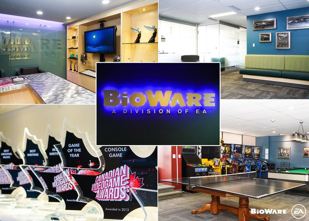 Bioware Behind-the-Scenes