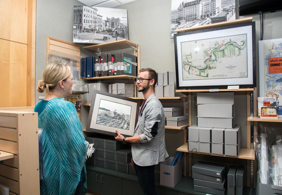Explore Alberta's Art History