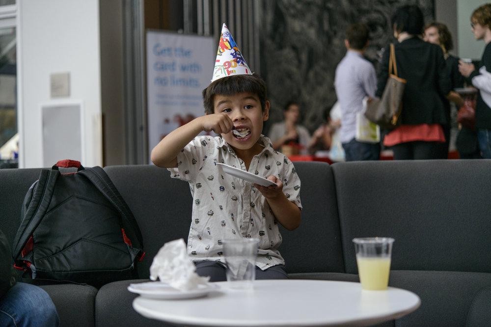 AGA Kids' Birthday Party