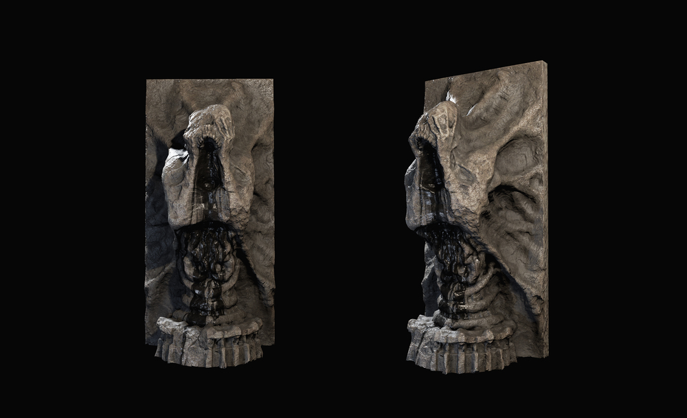 The Pit - Statue Asset