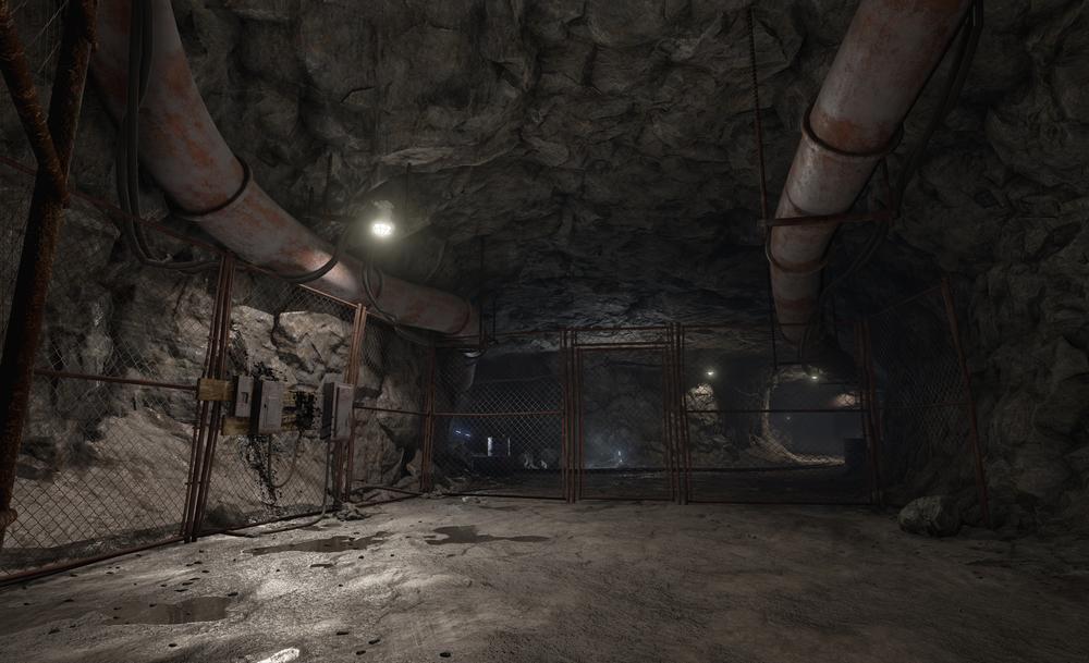 The Pit - Mine Entrance