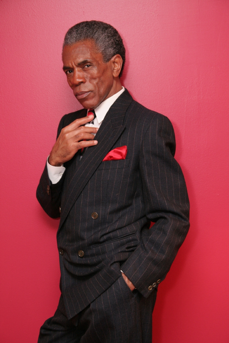 André De Shields                                                            Photo Credit: Lia Chang