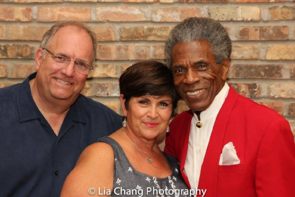 CONFESSIONS OF A P.I.M.P August 27, 2016 with Denise McGowan Tracy and André De Shields
