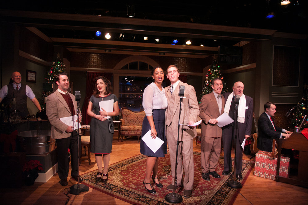 2016 It's a Wonderful Life cast; credit-Johnny Knight.jpg