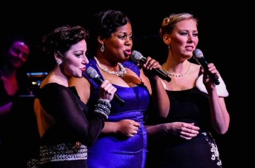 ARTISTS LOUNGE LIVE I Got a Right to Sing the Blues  INFO  Burlington Capital Theater Burlington, IA    Alexia J. Roston Angela Ingersoll Katie Deal