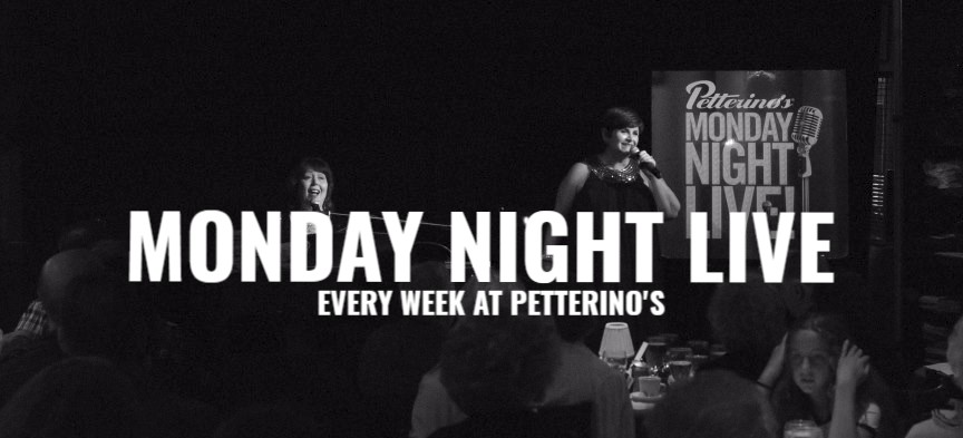 Monday Night Live at Petterino's