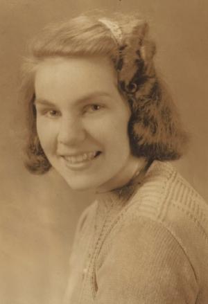 In Memory of Helen E. Tracy | 1923-1989
