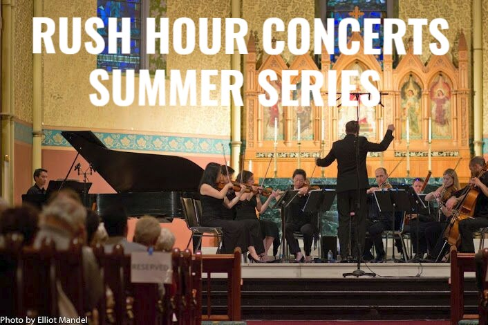 Q a rush hour concerts summer series conversations with ed tracy professional cultural diversion on tuesday nights this summer in chicago plan to attend the international music foundations rush hour concerts series solutioingenieria Images