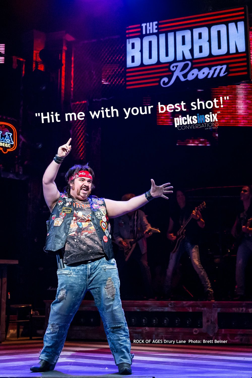 Rock of Ages at Drury Lane Oakbrook