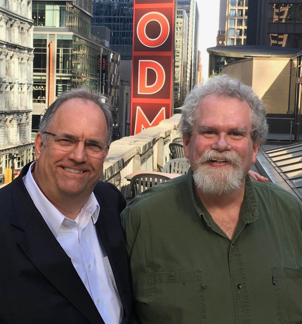 Chicago theater producer/director   Steve Scott   will be honored at the  49th Annual Equity Jeff Awards  ceremony on November 6th at Drury Lane. Our FTA (From the Archive) conversation is featured this week, recorded in November 2016 as the Goodman Theatre prepares for the annual production of A Christmas Carol.   BLOG     PODCAST