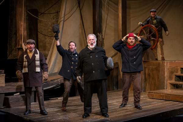 Christmas Schooner Production Photo - Brian Elliot, Stef Tovar, Don Forston, Daniel Smeriglio, Jim Rank (Brett A. Beiner).jpg
